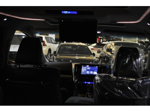 2.5S Cパッケージ 3眼LED  ムーンルーフ TコネナビK 12.1後席リアモニター CD.DVD インテリジェンスクリアランスソナー両側電動スライドドア バックカメラ標準装備 モデリスタエアロ 20インチホイール(42枚目)