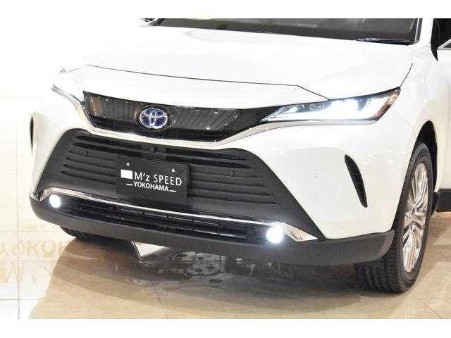 「トヨタ」「ハリアーハイブリッド」「SUV・クロカン」「神奈川県」の中古車53