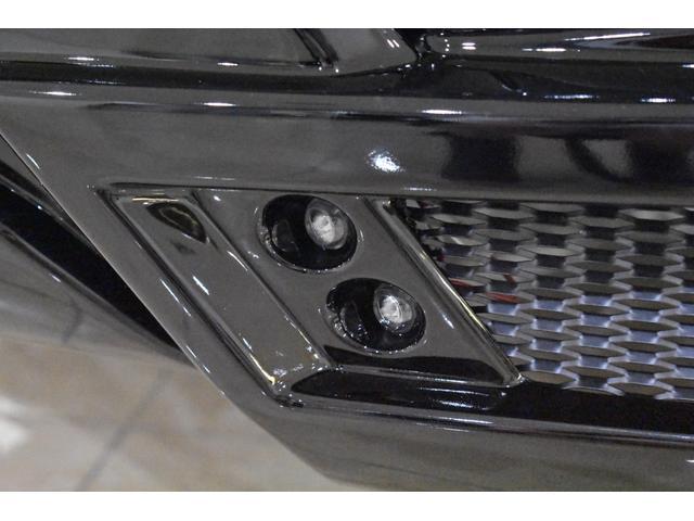 TX Lパッケージ 7人乗 新車本革レザーシート ムーンルーフ インテリジェンスクリアランスソナー アルパイン9型ナビパッケージ フロントグリル 4本出しマフラー 20インチホイール(57枚目)