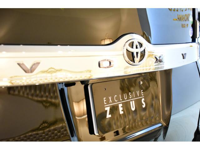 ZS 煌III 両側電動スライドドア クリアランスソナー アルパ11型ナビパッケージ フロントグリル 4本出しマフラー19インチホイール(28枚目)