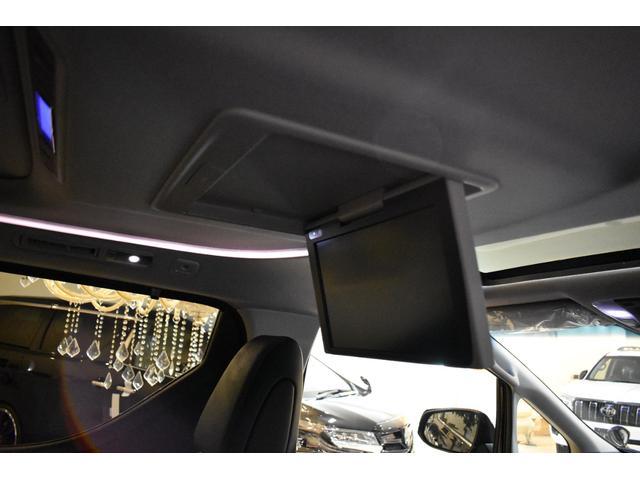 2.5S Cパッケージ ムーンルーフ T-コネクトナビK12.1リアモニターCD.DVDバックカメラインテリジェンスクリアランスソナーバックカメラ標準装備 フロントグリル 4本出しマフラー22インチホイール  ABS製エアロ(52枚目)
