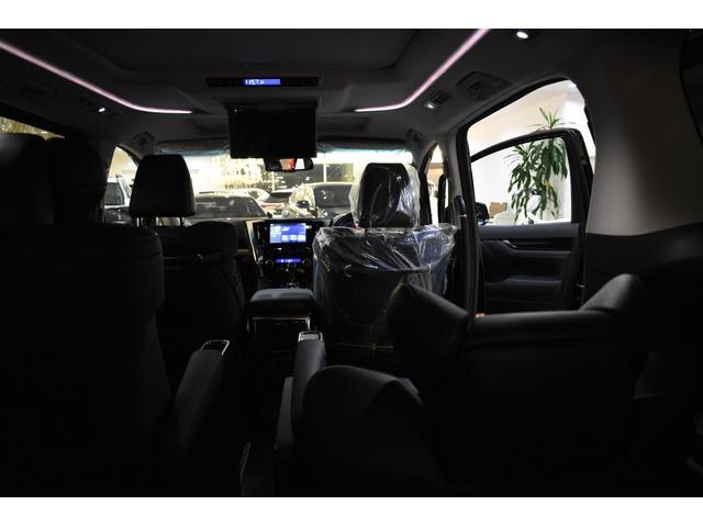 SR Cパッケージ 新車 ムーンルーフ TコネナビK 12.1後席リアモニターCD.DVD インテリジェンスクリアランスソナー両側電動スライドドア バックカメラ フロントグリル4本出しマフラー22インチホイール(13枚目)