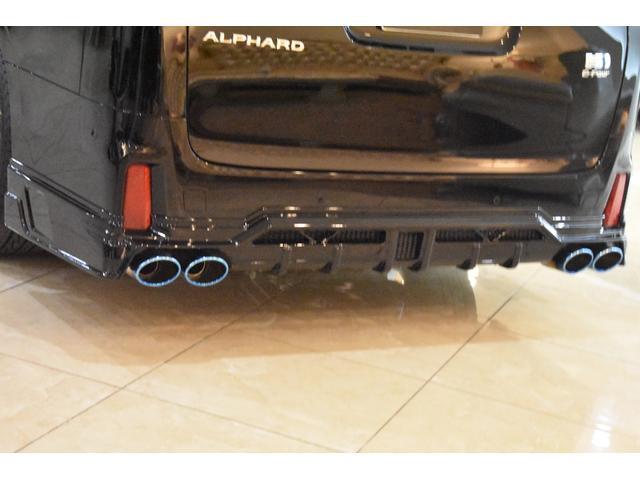 SR Cパッケージ 新車 ムーンルーフ TコネナビK 12.1後席リアモニターCD.DVD インテリジェンスクリアランスソナー両側電動スライドドア バックカメラ フロントグリル4本出しマフラー22インチホイール(27枚目)