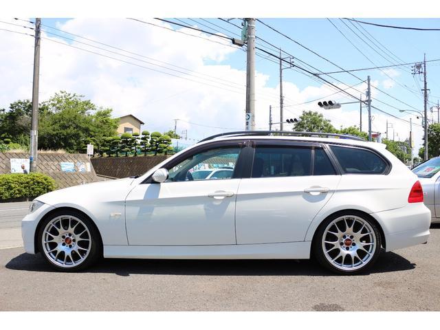 BMW BMW 320iツーリング ハイライン サンルーフ レザー BBS