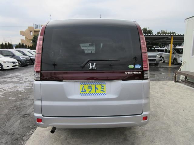 ホンダ ステップワゴン G 左Pスライドドア Tチェーン車