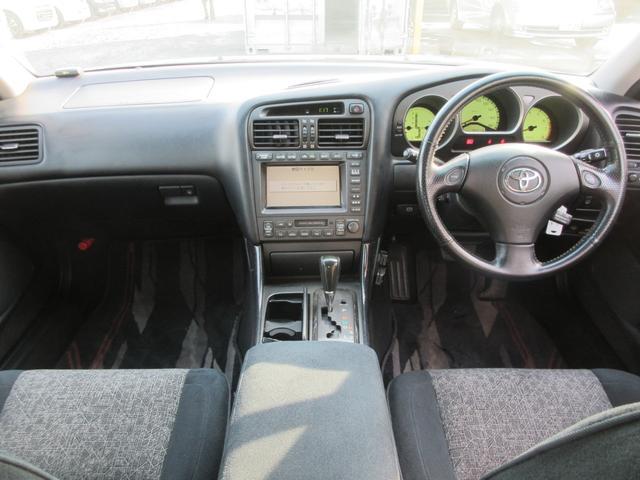 トヨタ アリスト S300ベルテックスエディション 後期型 JBL Tベル済み