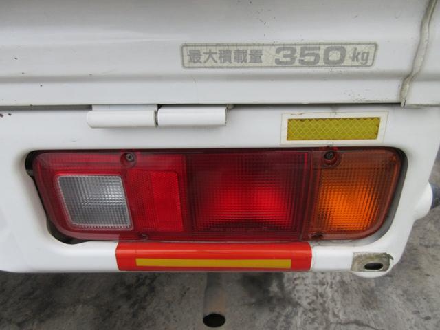タウン 5速MT 幌付き ルーフキャリア 三方開 取説(17枚目)