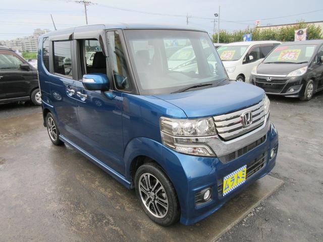 「ホンダ」「N-BOXカスタム」「コンパクトカー」「神奈川県」の中古車6