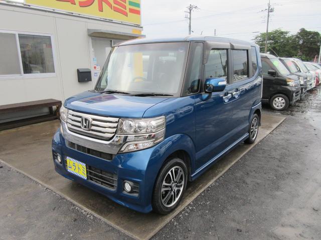 「ホンダ」「N-BOXカスタム」「コンパクトカー」「神奈川県」の中古車12