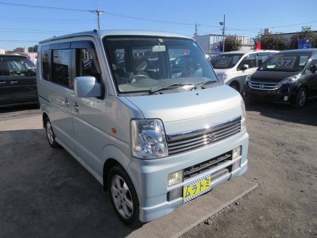 「スズキ」「エブリイワゴン」「コンパクトカー」「神奈川県」の中古車5