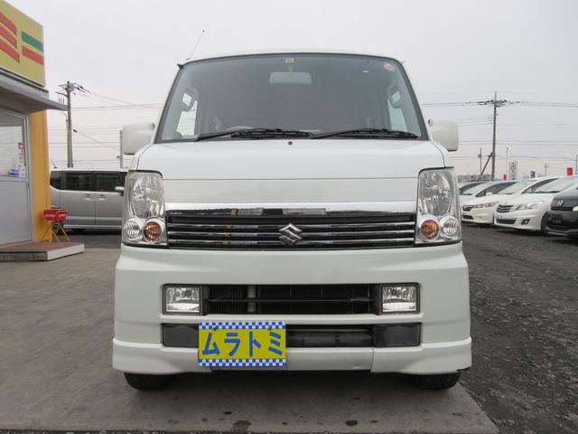 「スズキ」「エブリイワゴン」「コンパクトカー」「神奈川県」の中古車3