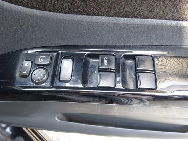 ハイウェイスター 電動スライドドア メモリナビ Bluetooth エアロ ETC ベンチシート サイドエアバック タイミングチェーン インテリキー イモビ 純正セキュリテキー プッシュスタート HIDオート ABS(27枚目)