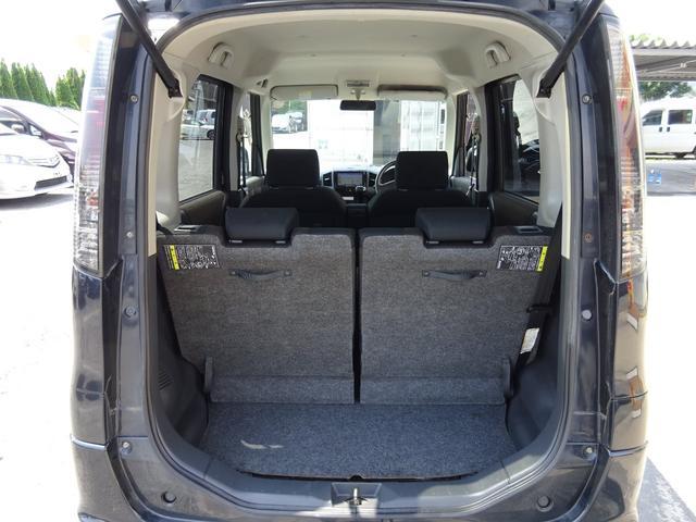 ハイウェイスター 電動スライドドア メモリナビ Bluetooth エアロ ETC ベンチシート サイドエアバック タイミングチェーン インテリキー イモビ 純正セキュリテキー プッシュスタート HIDオート ABS(39枚目)