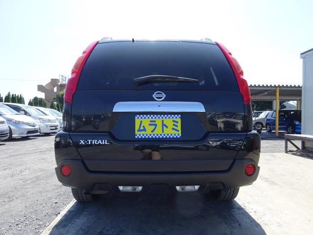 20X 4WD ハイパールーフレール HDDナビ 地デジTV ETC VDC 純正17インチアルミホイール HIDオートライト フォグライト タイミングチェーン インテリキー イモビ セキュリティー 取説(9枚目)