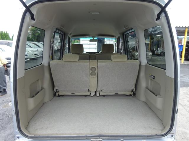 カスタムターボRSリミテッド 電動スライドドア キーレスキー 後期型 電格ウィンカーミラー HIDライト フォグライト リヤスポイラー 純正13インチアルミホイール サイドドアバイザー ABS(34枚目)