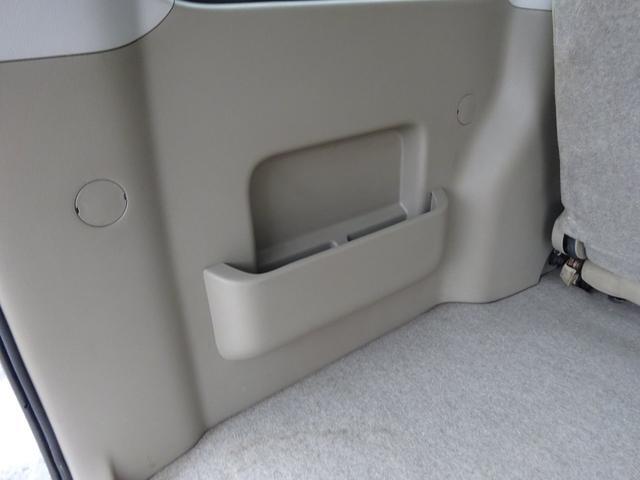 カスタムターボRSリミテッド 電動スライドドア キーレスキー 後期型 電格ウィンカーミラー HIDライト フォグライト リヤスポイラー 純正13インチアルミホイール サイドドアバイザー ABS(36枚目)