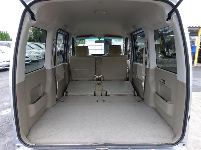 カスタムターボRSリミテッド 電動スライドドア キーレスキー 後期型 電格ウィンカーミラー HIDライト フォグライト リヤスポイラー 純正13インチアルミホイール サイドドアバイザー ABS(39枚目)
