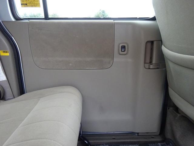 カスタムターボRSリミテッド 電動スライドドア キーレスキー 後期型 電格ウィンカーミラー HIDライト フォグライト リヤスポイラー 純正13インチアルミホイール サイドドアバイザー ABS(40枚目)