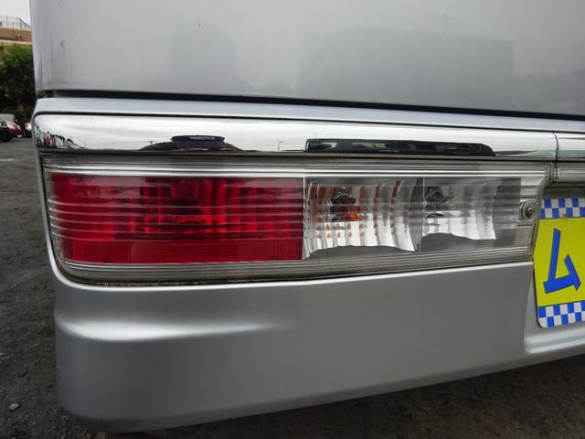 カスタムターボRSリミテッド 電動スライドドア キーレスキー 後期型 電格ウィンカーミラー HIDライト フォグライト リヤスポイラー 純正13インチアルミホイール サイドドアバイザー ABS(60枚目)
