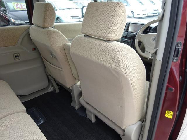 G SDナビ 地デジTV 両側スライドドア タイミングチェーン ヘッドライトレベライザー サイドドアバイザー プライバシーガラス 電格ミラー ベンチシート ETC 社外13インチアルミホイール ABS(34枚目)