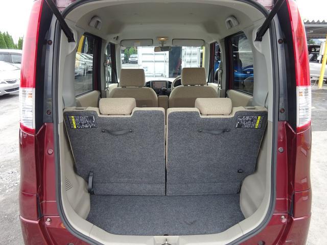 G SDナビ 地デジTV 両側スライドドア タイミングチェーン ヘッドライトレベライザー サイドドアバイザー プライバシーガラス 電格ミラー ベンチシート ETC 社外13インチアルミホイール ABS(36枚目)