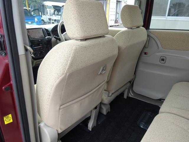 G SDナビ 地デジTV 両側スライドドア タイミングチェーン ヘッドライトレベライザー サイドドアバイザー プライバシーガラス 電格ミラー ベンチシート ETC 社外13インチアルミホイール ABS(46枚目)