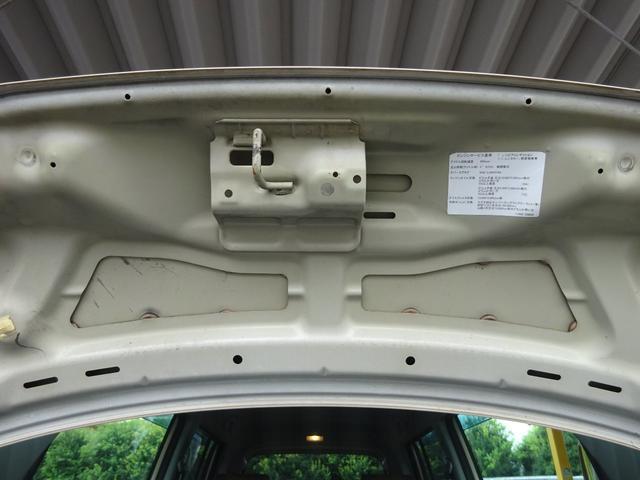 S 社外CDデッキ AUX付き キーレスキー イモビ 純正セキュリティー ベンチシート 電格ミラー ヘッドライトレベライザー タイミングチェーン ABS プライバシーガラス WSRSエアバック 取説(4枚目)