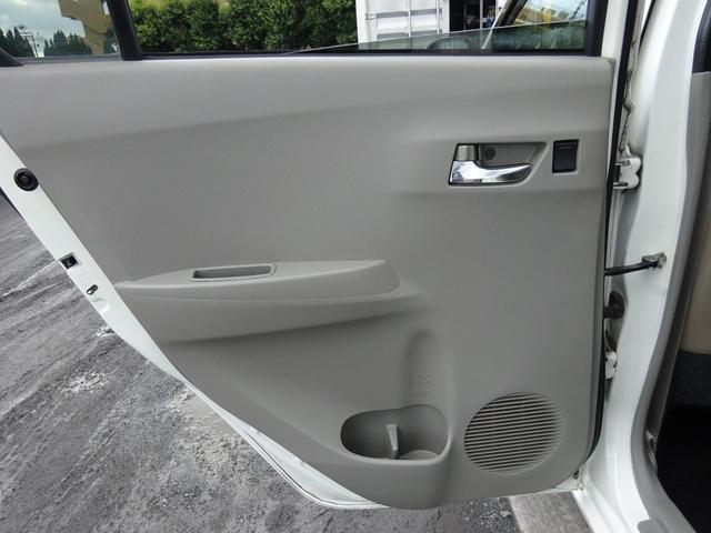 X 1オーナー アイドリングストップ 社外衝突軽減システム タイミングチェーン 純正デッキ AUX ヘッドライトレベライザー 電格ミラー キーレスキー ETC 純正セキュリティー ドアバイザー 取説(43枚目)