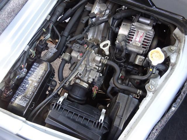DX 5MT車 社外CDデッキ AUX付 両側スライドドア 集中ドアロック ヘッドライトレベライザー サイドドアバイザー パワーステアリング WSRSエアバック エアコン 取説(3枚目)