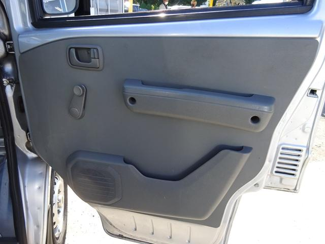 DX 5MT車 社外CDデッキ AUX付 両側スライドドア 集中ドアロック ヘッドライトレベライザー サイドドアバイザー パワーステアリング WSRSエアバック エアコン 取説(17枚目)