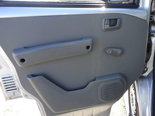 DX 5MT車 社外CDデッキ AUX付 両側スライドドア 集中ドアロック ヘッドライトレベライザー サイドドアバイザー パワーステアリング WSRSエアバック エアコン 取説(45枚目)