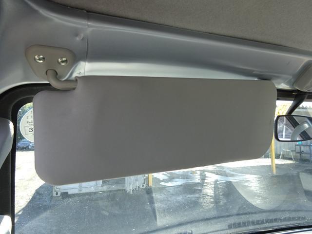 DX 5MT車 社外CDデッキ AUX付 両側スライドドア 集中ドアロック ヘッドライトレベライザー サイドドアバイザー パワーステアリング WSRSエアバック エアコン 取説(51枚目)