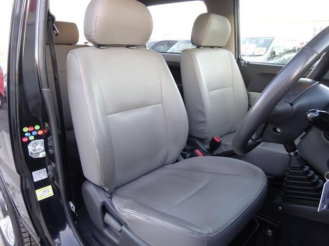ランドベンチャー 7型 ターボ 4WD 社外CDMDデッキ キーレスキー シートヒーター ミラーヒーター ABS 革巻ステアリング 電格ウィンカーミラー 背面タイヤ フォグライト ヘッドライトレベライザー 純正16AW(17枚目)
