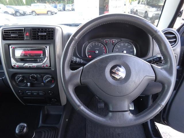 ランドベンチャー 7型 ターボ 4WD 社外CDMDデッキ キーレスキー シートヒーター ミラーヒーター ABS 革巻ステアリング 電格ウィンカーミラー 背面タイヤ フォグライト ヘッドライトレベライザー 純正16AW(21枚目)