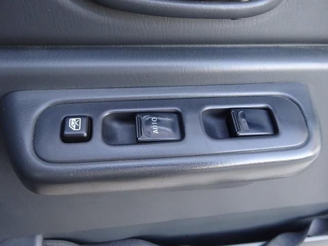 ランドベンチャー 7型 ターボ 4WD 社外CDMDデッキ キーレスキー シートヒーター ミラーヒーター ABS 革巻ステアリング 電格ウィンカーミラー 背面タイヤ フォグライト ヘッドライトレベライザー 純正16AW(26枚目)