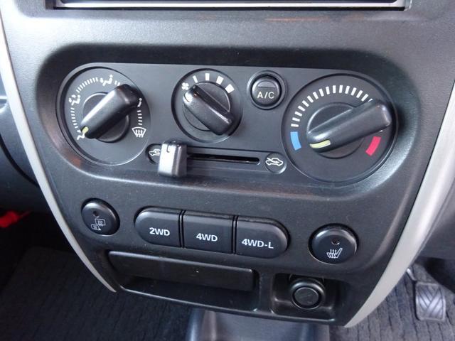 ランドベンチャー 7型 ターボ 4WD 社外CDMDデッキ キーレスキー シートヒーター ミラーヒーター ABS 革巻ステアリング 電格ウィンカーミラー 背面タイヤ フォグライト ヘッドライトレベライザー 純正16AW(27枚目)