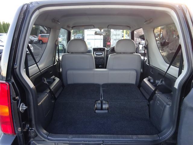ランドベンチャー 7型 ターボ 4WD 社外CDMDデッキ キーレスキー シートヒーター ミラーヒーター ABS 革巻ステアリング 電格ウィンカーミラー 背面タイヤ フォグライト ヘッドライトレベライザー 純正16AW(43枚目)