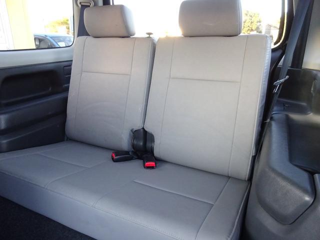 ランドベンチャー 7型 ターボ 4WD 社外CDMDデッキ キーレスキー シートヒーター ミラーヒーター ABS 革巻ステアリング 電格ウィンカーミラー 背面タイヤ フォグライト ヘッドライトレベライザー 純正16AW(44枚目)