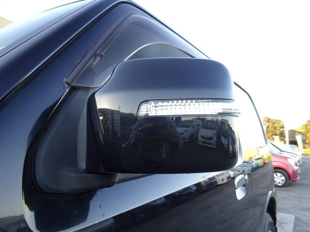 ランドベンチャー 7型 ターボ 4WD 社外CDMDデッキ キーレスキー シートヒーター ミラーヒーター ABS 革巻ステアリング 電格ウィンカーミラー 背面タイヤ フォグライト ヘッドライトレベライザー 純正16AW(59枚目)