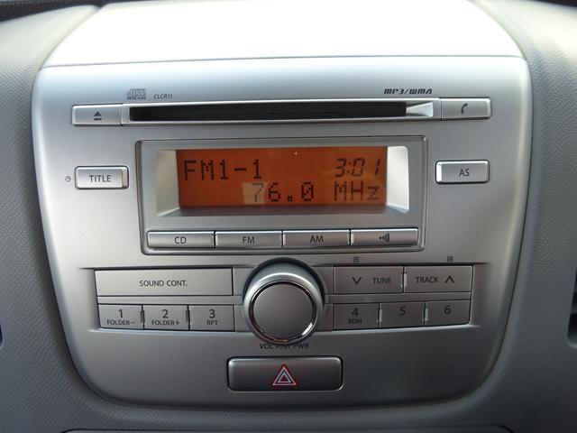 FX 純正CDデッキ ETC キーレスキー プライバシーガラス タイミングチェーン車 ABS 電格ミラー ベンチシート ヘッドライトレベライザー サイドドアバイザー WSRSエアバック 取説(10枚目)