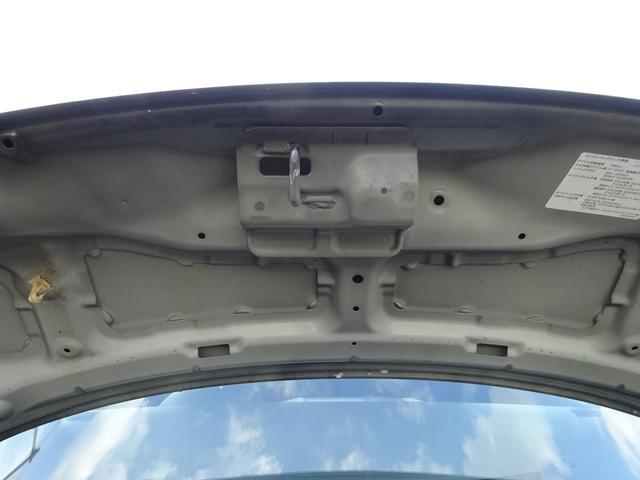 FX 純正CDデッキ ETC キーレスキー プライバシーガラス タイミングチェーン車 ABS 電格ミラー ベンチシート ヘッドライトレベライザー サイドドアバイザー WSRSエアバック 取説(31枚目)