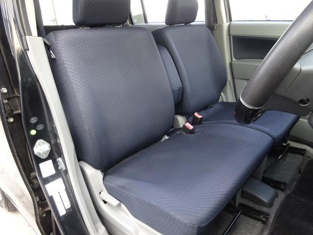 FX 純正CDデッキ ETC キーレスキー プライバシーガラス タイミングチェーン車 ABS 電格ミラー ベンチシート ヘッドライトレベライザー サイドドアバイザー WSRSエアバック 取説(34枚目)