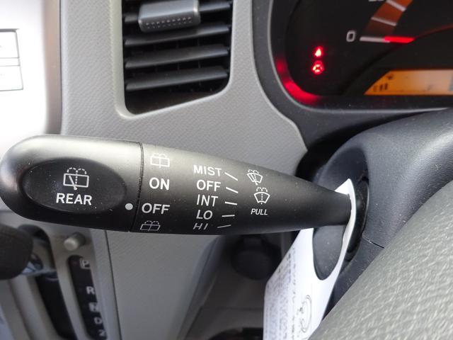 FX 純正CDデッキ ETC キーレスキー プライバシーガラス タイミングチェーン車 ABS 電格ミラー ベンチシート ヘッドライトレベライザー サイドドアバイザー WSRSエアバック 取説(50枚目)