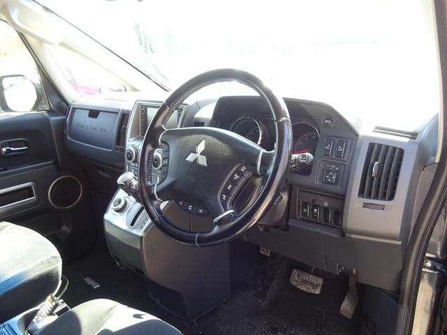 シャモニー 4WD 両側電動スライドドア フロント 左サイド バックカメラ シートヒーター ニーエアバック HIDオートライト フォグライト 電動シート ETC 電格ウィンカーミラー クルコン スマートキー(19枚目)