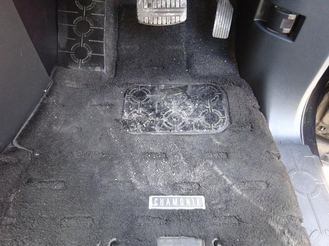 シャモニー 4WD 両側電動スライドドア フロント 左サイド バックカメラ シートヒーター ニーエアバック HIDオートライト フォグライト 電動シート ETC 電格ウィンカーミラー クルコン スマートキー(20枚目)
