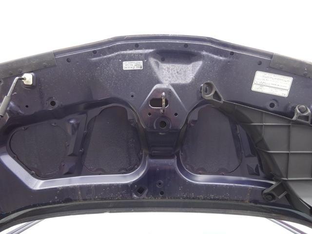 G 純正CDデッキ AUX付き キーレスキー タイミングチェーン 電格ウィンカーミラー ヘッドライトレベライザー コーナーポール サイドドアバイザー プライバシーガラス ABS 取説 整備手帳(4枚目)