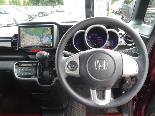 G・Lパッケージ SDナビ Bluetooth 地デジTV アイドリングストップ 電動スライドドア タイミングチェーン ETC エアロ ステアリングリモコン HIDオートライト フォグライト 電格ウィンカーミラー(21枚目)