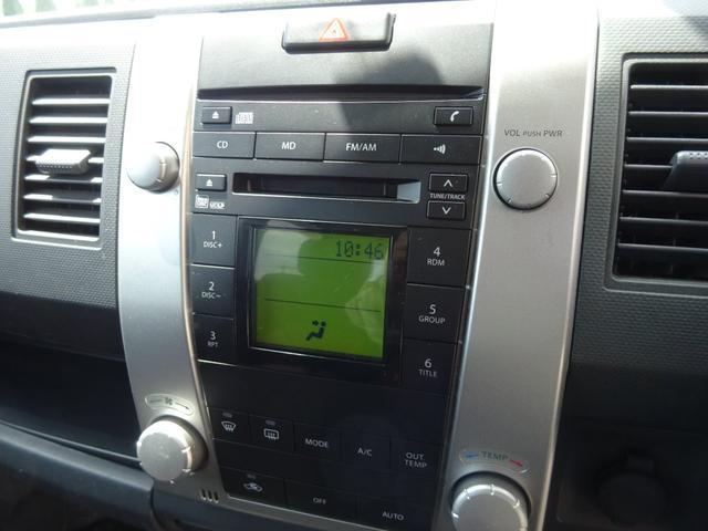 RR-Sリミテッド ターボ キーレスキー 革巻きステアリング HIDライト フォグライト 14インチアルミホイール ETC ベンチシート タイミングチェーン 電格ウィンカーミラー エアロ 純正CD・MDデッキ 取説(22枚目)