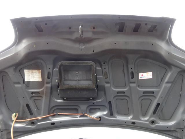 ベースグレード ターボ 5MT車 純正レカロシート キーレスキー ETC 社外CD・MDデッキ 革巻きステアリング タイミングチェーン フォグライト リヤスポイラー 純正15インチアルミホイール 電格ミラー ABS(4枚目)