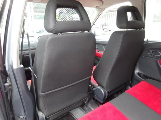 ベースグレード ターボ 5MT車 純正レカロシート キーレスキー ETC 社外CD・MDデッキ 革巻きステアリング タイミングチェーン フォグライト リヤスポイラー 純正15インチアルミホイール 電格ミラー ABS(44枚目)